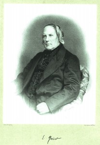 Portrait d'Edgar Quinet