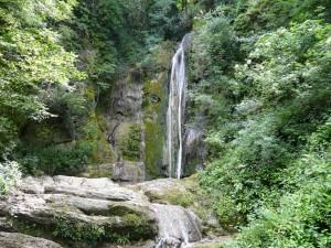 La cascade de La Vallière