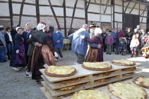 La fête de la Paria à Saint-Etienne-du-Bois