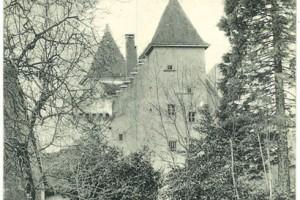 La gentilhommière de Brillat-Savarin à Vieu-en-Valromey