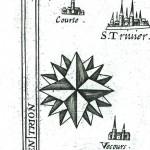La mention « septentrion » sur une carte de la Bresse au XVIIe siècle