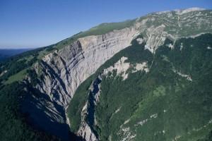 Le cirque de la Roche Franche, un des fleurons des Monts du Jura