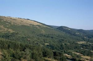 Le Mont-Myon et son profil singulier