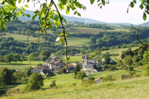 Le village de Lochieu