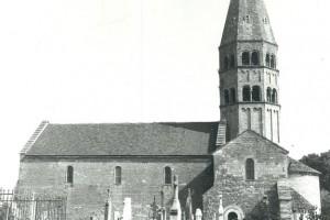 L'église de Saint-André de Bâgé, fleuron de l'art roman en Bresse