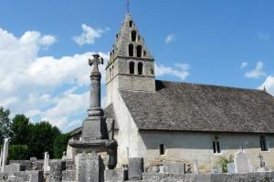 L'église de Vieu-en-Valromey