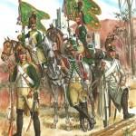 Les célèbres dragons qui affrontèrent Morgan et sa troupe à Ceyzériat