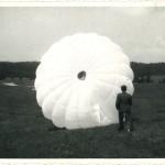 Parachutage à Izernore en août 1944